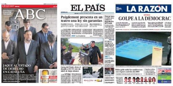 Los catalanes deben ser los primeros en frenar el disparate jurídico de Puigdemont y los anarco-batasunos de la CUP