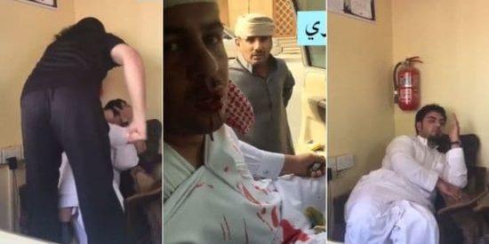 El vídeo de los bestiales abusos del chulo príncipe saudita que ha acabado entre rejas