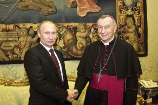 Parolin se reunirá en agosto con Vladimir Putin