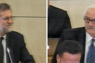El tremebundo palo que le mete Rajoy al abogado Benítez de Lugo en el circo de su comparecencia