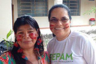 """Irene Lopes: """"El papel de la REPAM es ser voz de aquellos que no la tienen"""""""