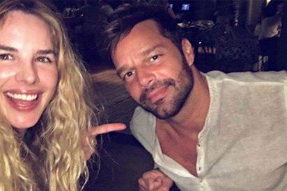 ¿Es esta chica la madre biológica de los hijos de Ricky Martin?