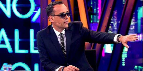 """La falsa y ridícula bronca de Risto Mejide a un invitado: """"¡Yo con 'jetas' ni media!"""""""