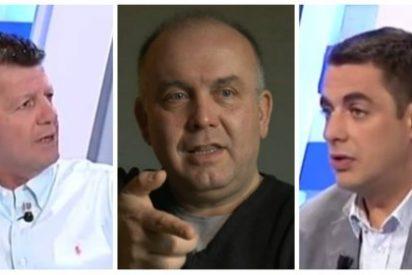 """Alfonso Rojo y Antonio Naranjo destrozan a """"gentuza"""" como el exetarra Boye por burlarse de la muerte de Blesa"""