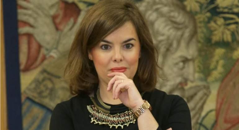 Así es la mujer más poderosa de España: Soraya Sáenz de Santamaría