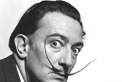 Al abrir la tumba de Dalí se han llevado una gran sopresa