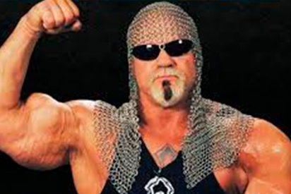 [VIDEO] Scott Steiner casi acaba con la vida de un rival en el ring