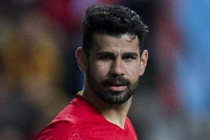 Se complica Diego Costa: al Atlético le salen competidores por el delantero