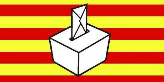 Casi mitad de los catalanes no participaría en el referéndum independentista del 1-O
