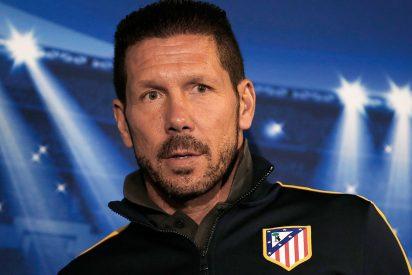 Simeone le levanta un crack al Barça (y Mesi no se lo cree)