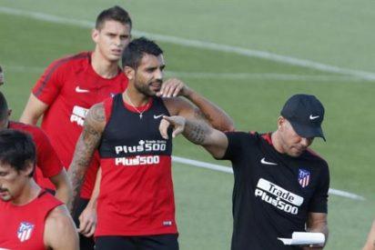 Simeone bloquea una salida sonada de un crack del Atlético (no se irá ni en broma)