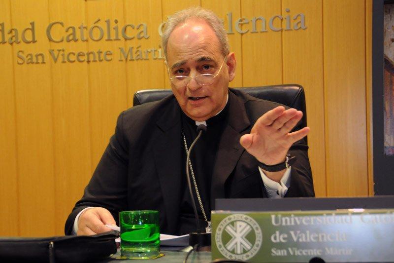 """Sorondo: """"El magisterio del Papa es paralelo al de Naciones Unidas"""""""
