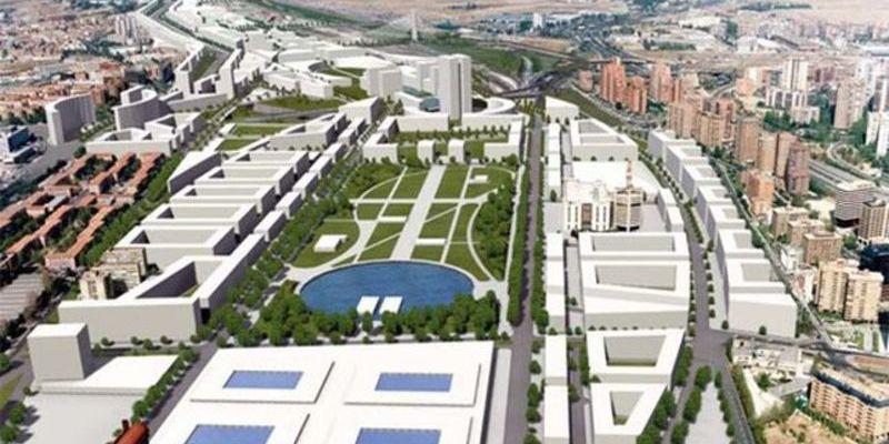 Operación Chamartín: una City de 2,68 millones de m2 para competir con Londres