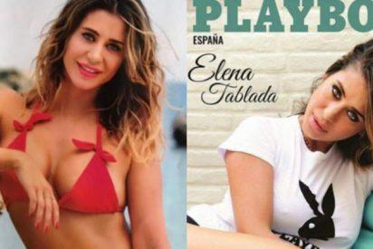 Elena Tablada posa 'muy sexy' para Playboy