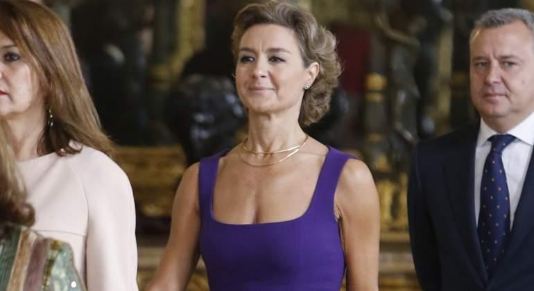 La ministra Isabel García Tejerina, la 'soltera de oro' del Congreso
