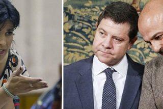 Teresa Rodríguez está que trina con los podemitas que se entregan a Page (PSOE) resucitando el 'errejonismo'