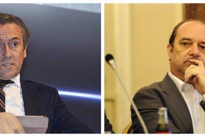 """Hermann Tertsch se despacha a gusto con Maraña por negar los pagos del chavismo a Podemos: """"¡Sinvergüenza!"""""""