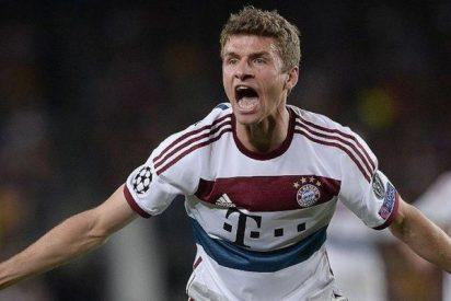 Bombazo en el Real Madrid: 'Torpedo' Müller se perfila como suplente de Morata