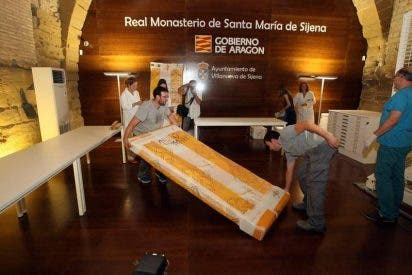 La Policía no entrará al Museo de Lleida a llevarse los bienes de Sijena