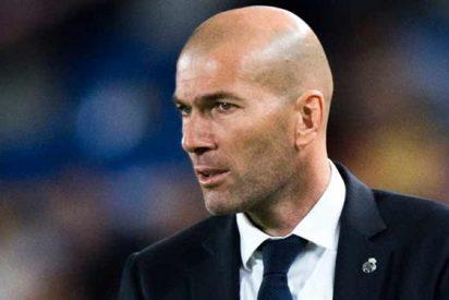 Tú no te vas: Zidane aborta la salida de un futbolista del Real Madrid