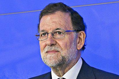 """Mariano Rajoy: """"Lo de Puigdemont son delirios autoritarios de los independentistas"""""""