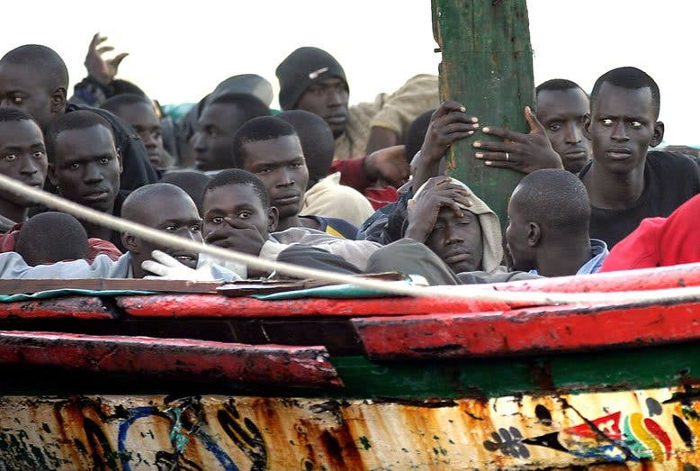 """Un grupo xenófobo fleta un barco para """"hundir"""" embarcaciones de migrantes en el Mediterráneo"""