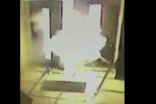 La CEM niega que la explosión en su sede fuera un ataque contra la Iglesia