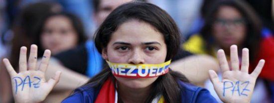 La oposición democrática celebra hoy un plebiscito para frenar al tirano Maduro