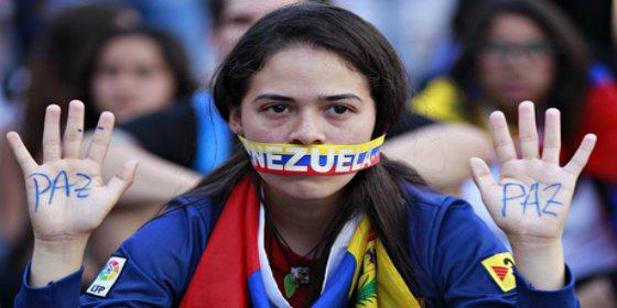 La oposición desafía al tirano Nicolas Maduro y 'toma Venezuela'