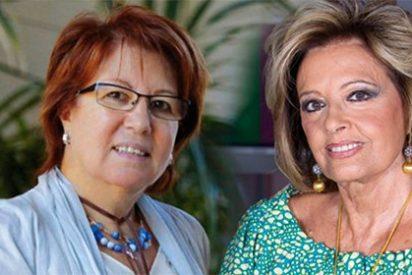 Las Campos se ponen de uñas con Rosa Villacastín en la gran noche de Terelu Campos