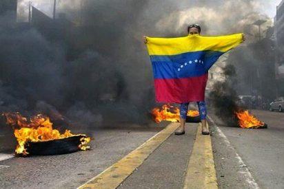 La oposición democrática logra parar Venezuela con una huelga total