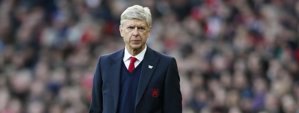 Wenger provoca el primer mosqueo de la pretemporada con los fans del Arsenal