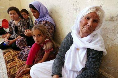 Una esclava sexual de los islamicos de DAESH, obligada a comerse a su hijo