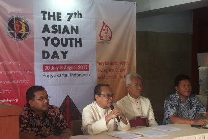 VII Jornada de la Juventud Asiática en Yogyakarta