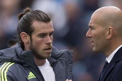 Zidane coge por banda a Gareth Bale en Los Ángeles: la dura advertencia del francés
