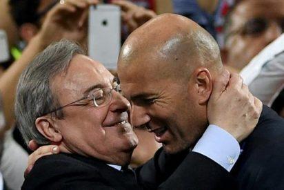 Zidane mete en un lío gordo a Florentino Pérez con Dani Ceballos (y 'mata' a James Rodríguez)