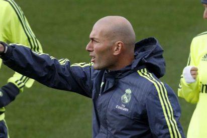 Zidane saca a un jugador del Real Madrid con una cesión de última hora