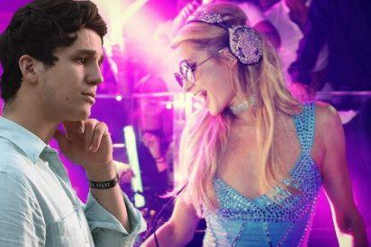 El 'machote ibérico' Froilan se lleva por delante hasta a la alocada Paris Hilton