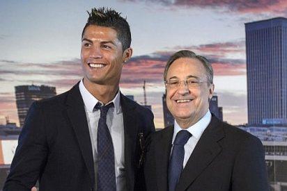 Florentino Pérez baja los humos a Cristiano Ronaldo con un zasca bestial en el Real Madrid