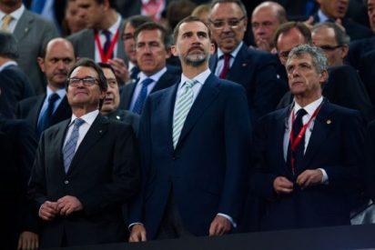 Multa de 14.400 euros para el promotor de la pitada al himno en la Copa del Rey