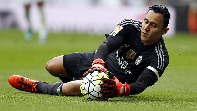 La operación que saca a Keylor Navas del Real Madrid