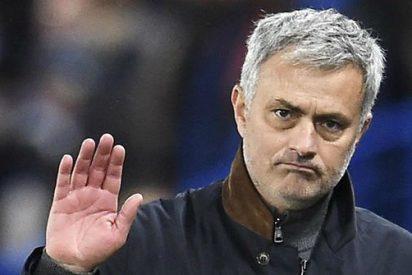 Mourinho desvela que el United está negociando el fichaje de un crack mundial (y no es Bale)