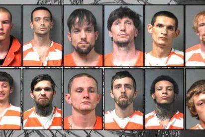 La mantequillla de cacahuete fue la clave en la fuga de los 12 presos de Alabama