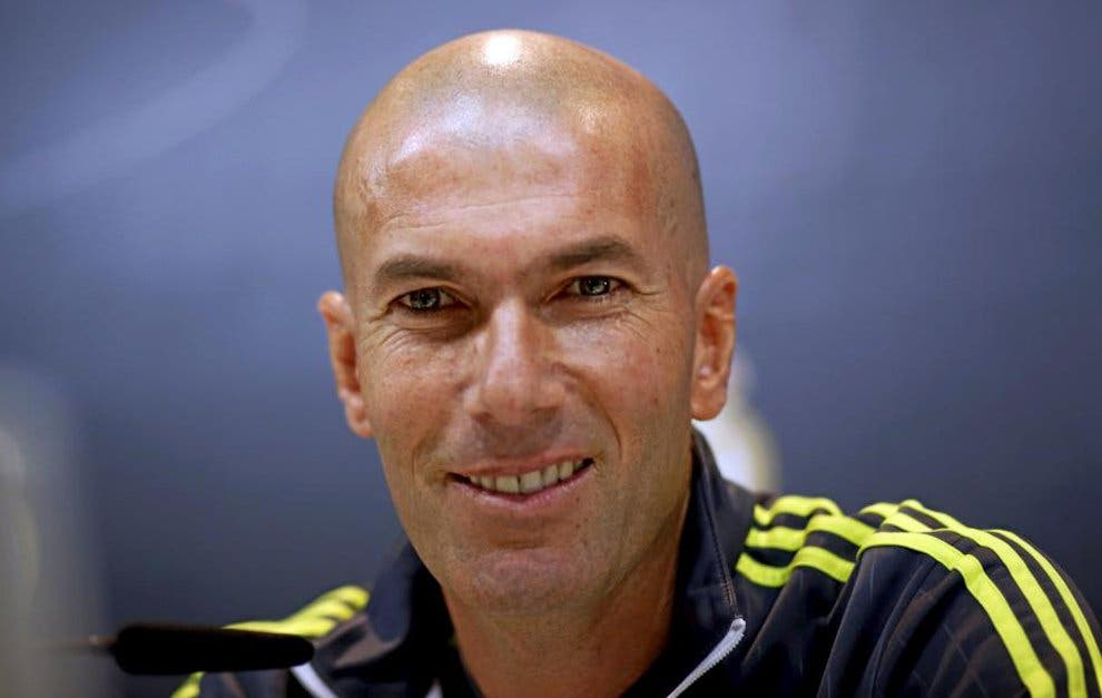 El plan que Zidane monta en secreto para darle un 'toque' bestial al vestuario del Real Madrid