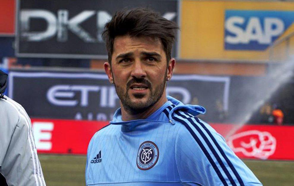 La oferta de la liga española que David Villa rechazó este verano