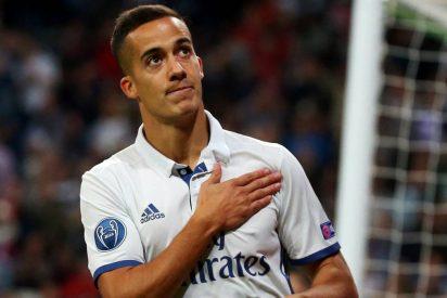 Lucas Vázquez pone el Real Madrid patas arriba con una negociación inesperada