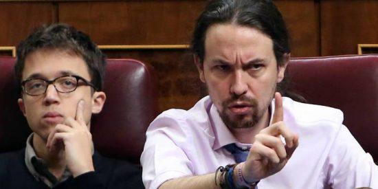 A los zarrapastrosos de Podemos les crecen los 'enanos'