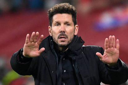 El Cholo Simeone enfila a Correa: ¡Se cuece la 'bomba' en el Atlético de Madrid!