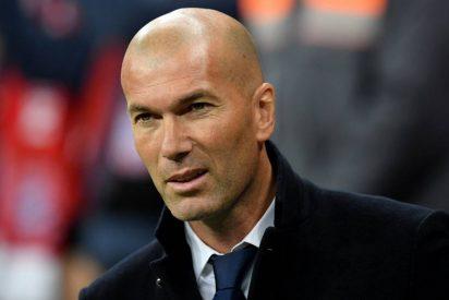 Zidane frena una rebelión con una promesa a un jugador del Real Madrid
