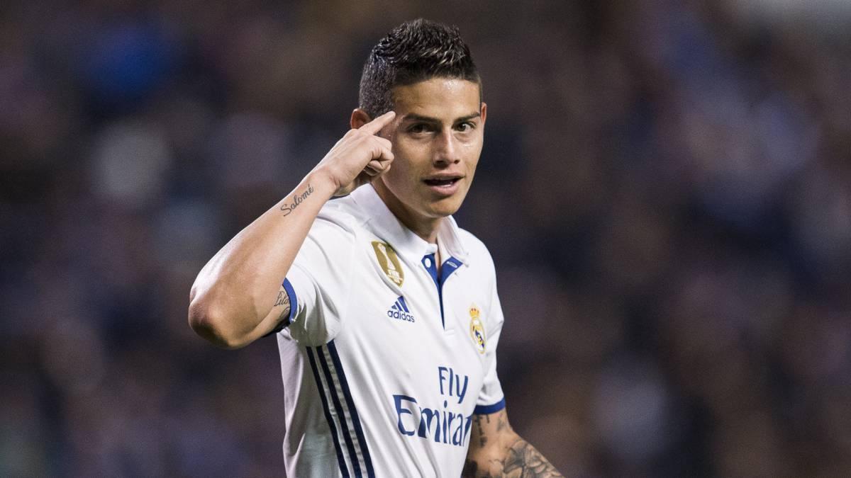 El 'bombazo' que esconden las cifras de la operación James Rodríguez entre el Madrid y el Bayern